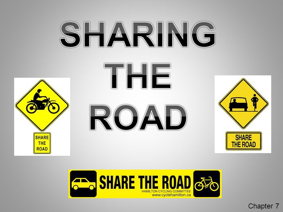 sharing the road 57 sharing the road with large trucks trucks are not large cars whether they are accelerating, braking, climbing a hill, switching lanes, or turning onto a side street, tractor-trailer trucks.
