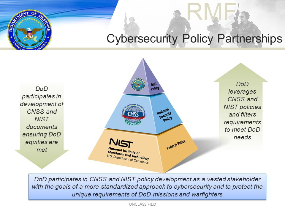 Cybersecurity And The Risk Management Framework Ppt