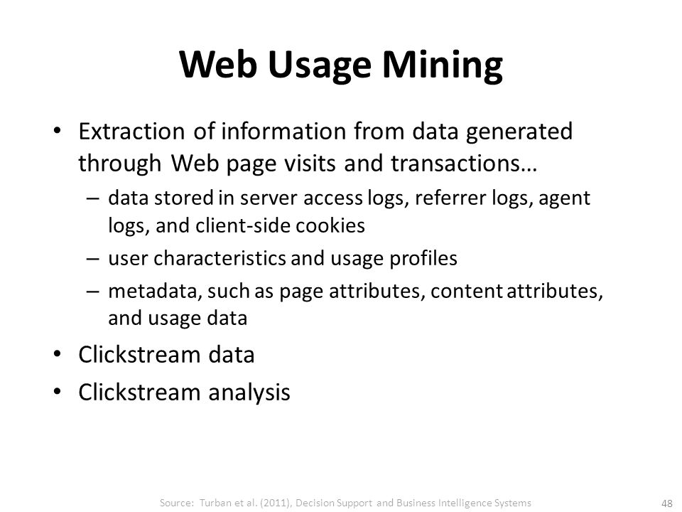 web usage mining for web page recommendation In recent days, the web usage mining has great potential and frequently employed for the tasks like web personalization, web pages prefetching and website reorganization, etc [16.