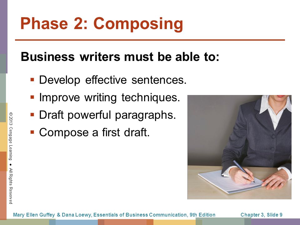 The 7+1 Essentials of Effective Business Writing