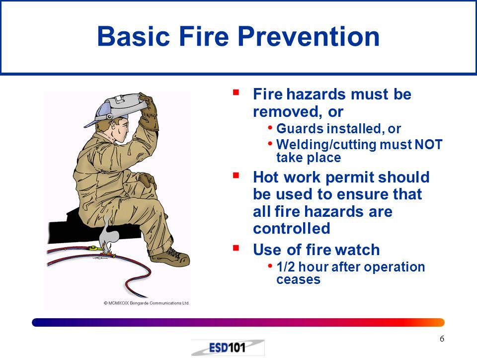 basic fire safety training pdf