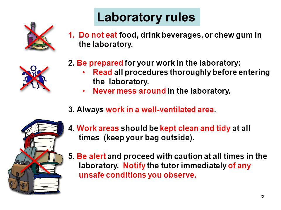 how to keep laboratory clean