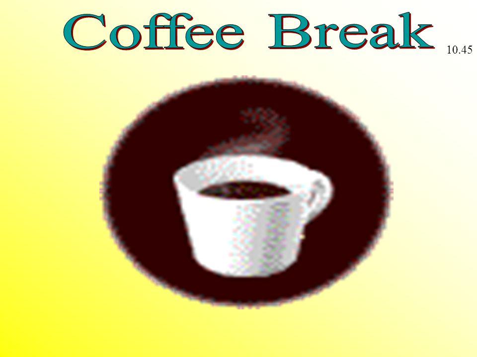 Coffee Break 10.45