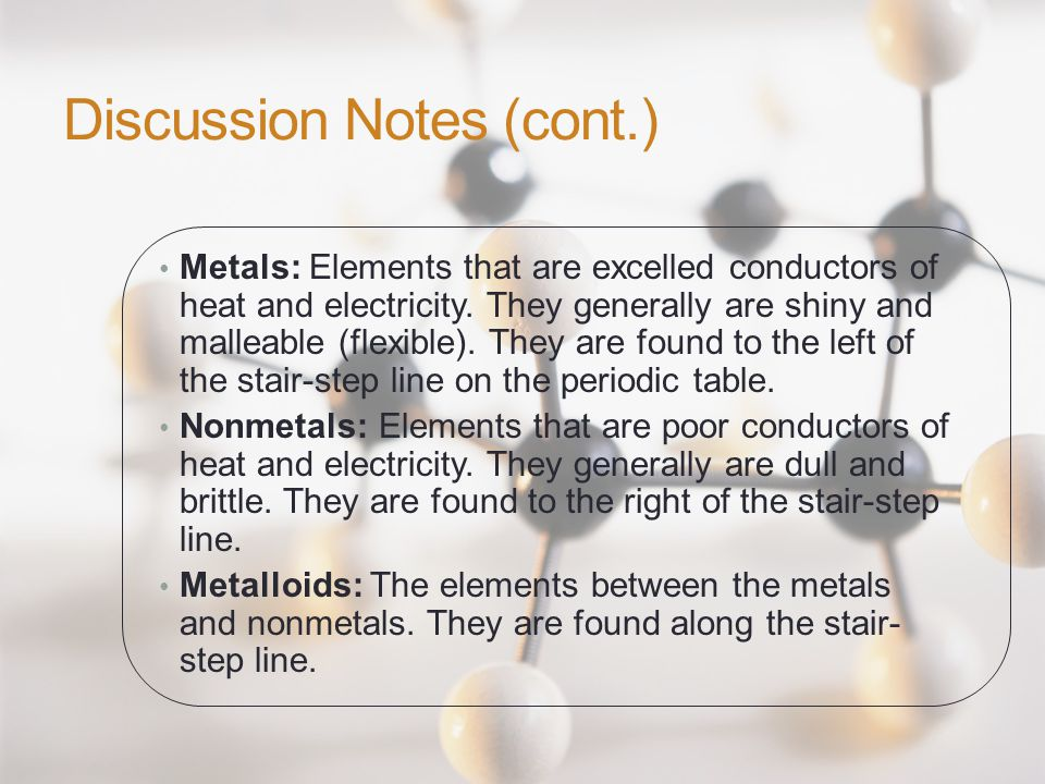 54 discussion - Periodic Table Of Elements Discussion
