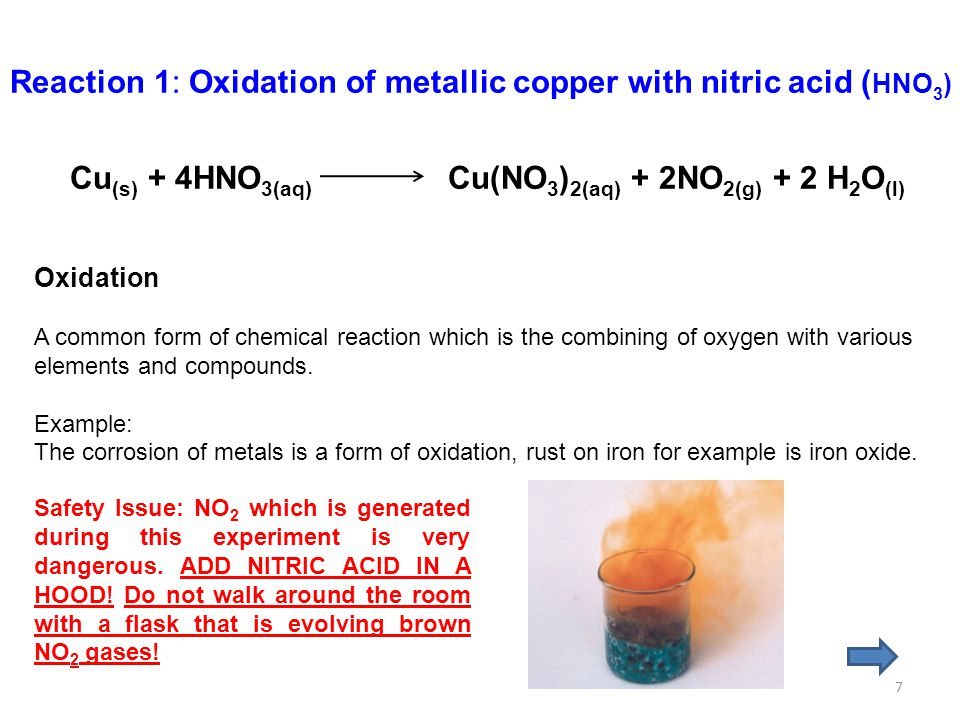 chemistry copper cu s 4hno3 aq cu no3 2 aq 2no2 g 2h2o l Balancing equations where elements appear in more than one product species example: copper metal + nitric acid → copper.