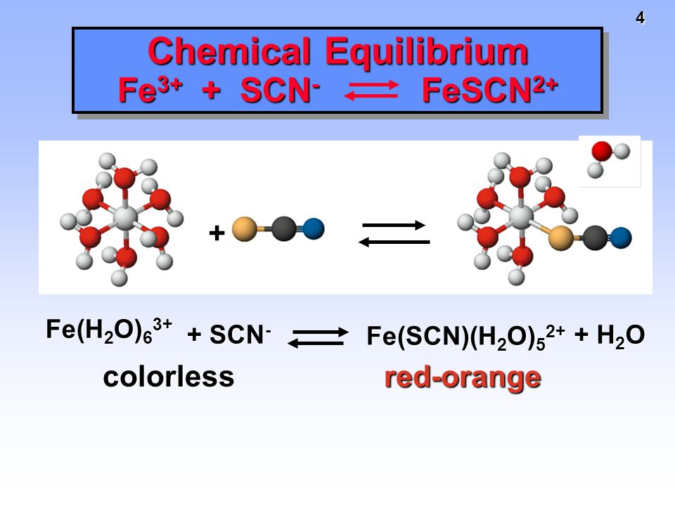 Properties Of Systems In Chemical Equilibrium