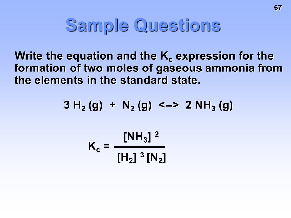 Ammonia is formed from its elements. Write the balanced chemical equation for this reaction.?