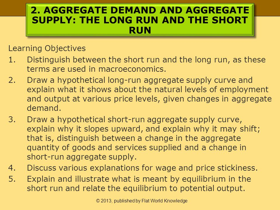 supply and demand and long run equilibrium Answer to 7 short-run supply and long-run equilibrium consider the competitive market for steel assume that, regardless of how.