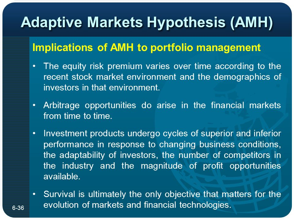 Image result for adaptive markets