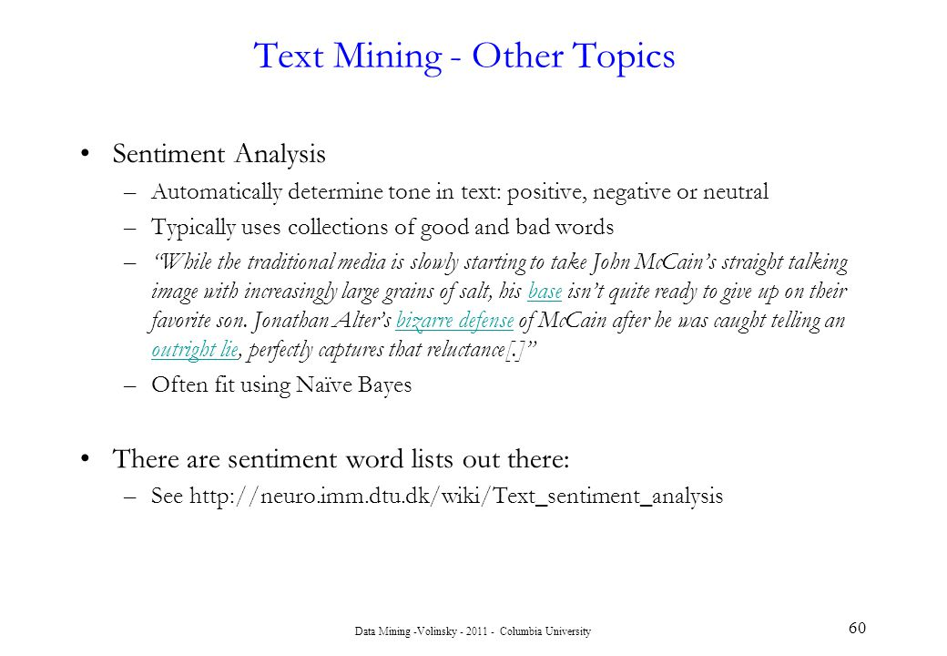 text mining research papers
