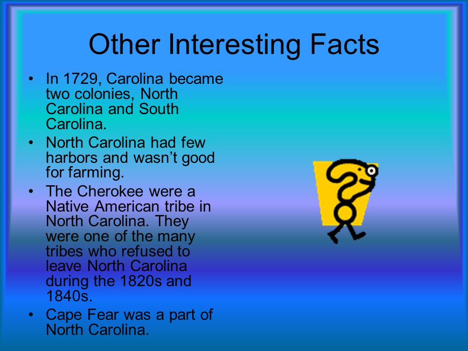South carolina colony fun facts the best fact in 2018 for Fun facts about drake