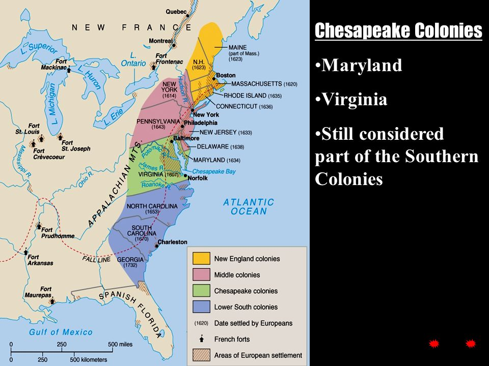 Southern colonies maryland virginia north carolina south carolina 2 chesapeake colonies maryland virginia still considered part of the southern colonies sciox Gallery