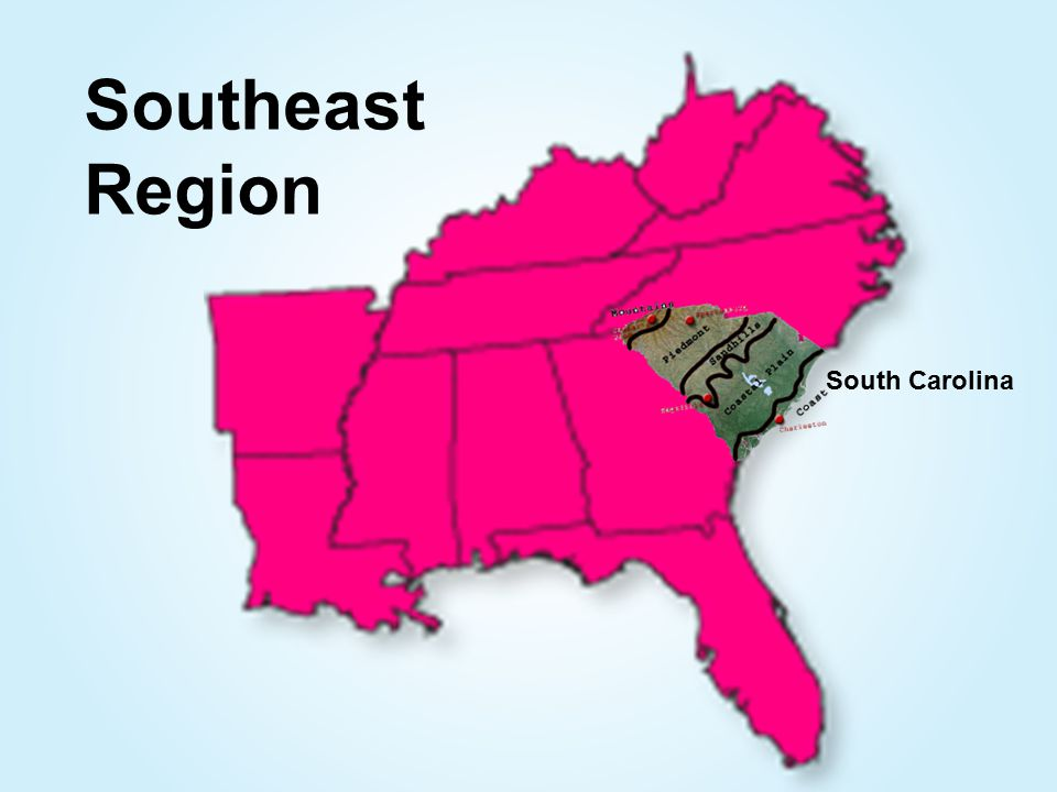 South Carolina Regions - ppt download