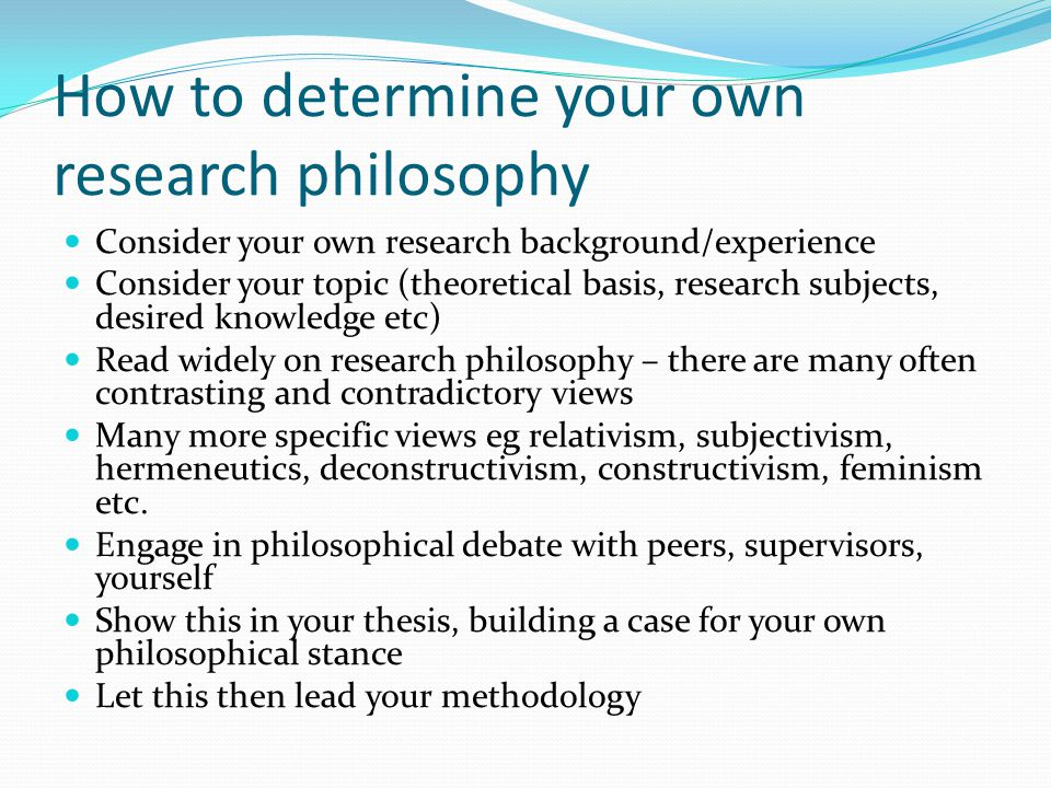 philosophical research papers See our collection of philosophy research paper examples these example papers are to help you understanding how to write this type of written assignments.
