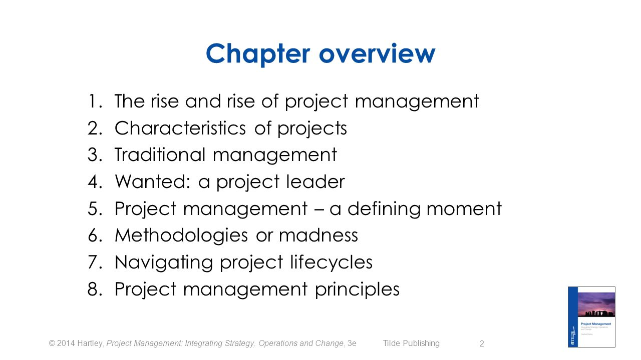 chapter 1 overview of management