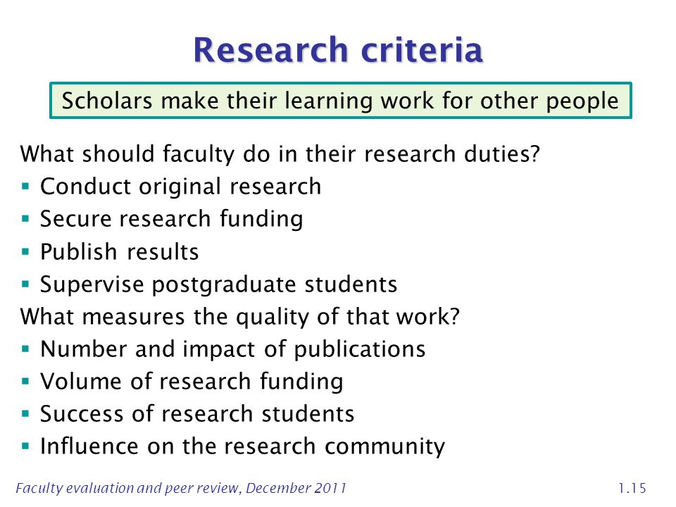 Scholars make their learning work for other people