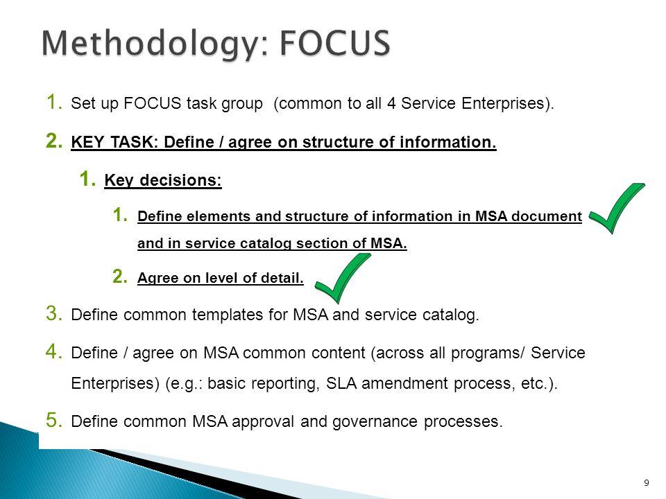 9 methodology - Process Documentation Methodology