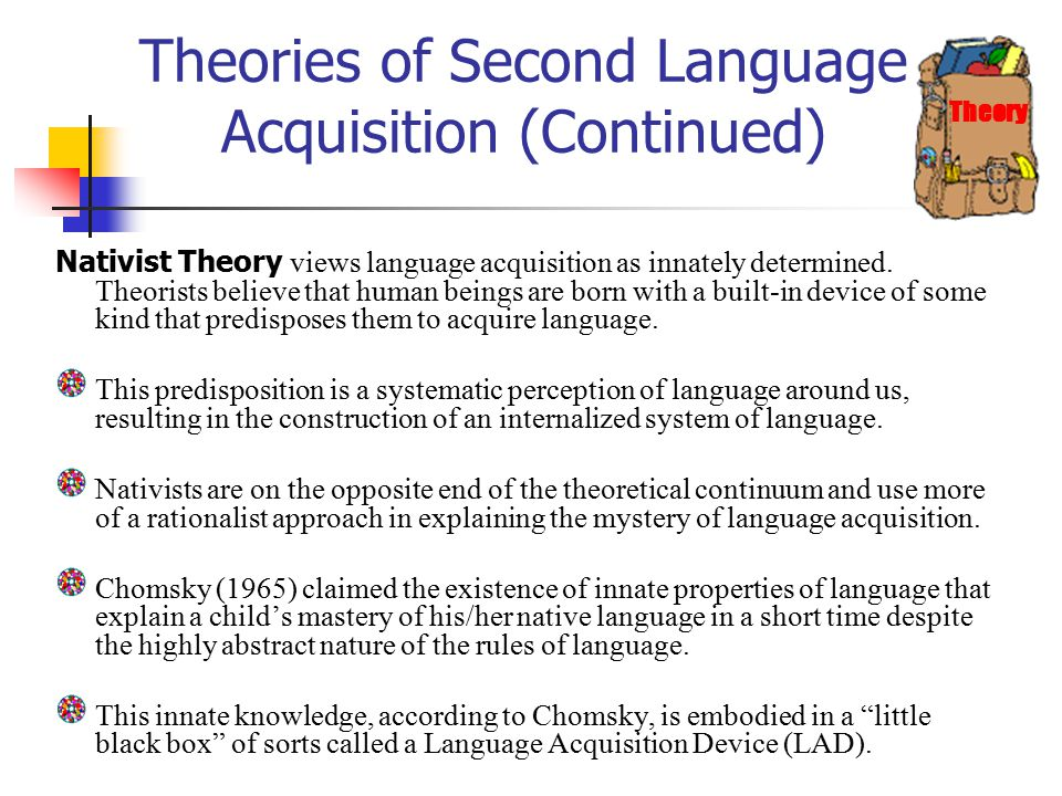 properties of language according to linguistics essay In this paper i address the issue of the subject matter of linguistics according to the prominent chomskyan view, linguistics is the study of the language faculty, a.