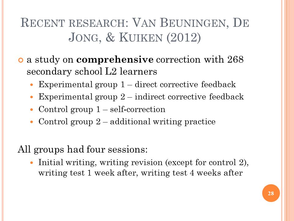 different annotated articles on errors and grammatical accuracy in l2 writing L1 to l2 writing process and strategy transfer: a look at lower proficiency writers mark wolfersberger  brigham young university abstract this article examines the composing process and writing strategies of three lower proficiency japanese subjects in their l1 and l2.