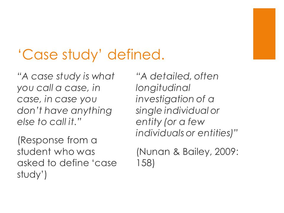 case study research definition Definition of case study in us english - a process or record of research in which detailed consideration is given to the development of a particular person, grou.