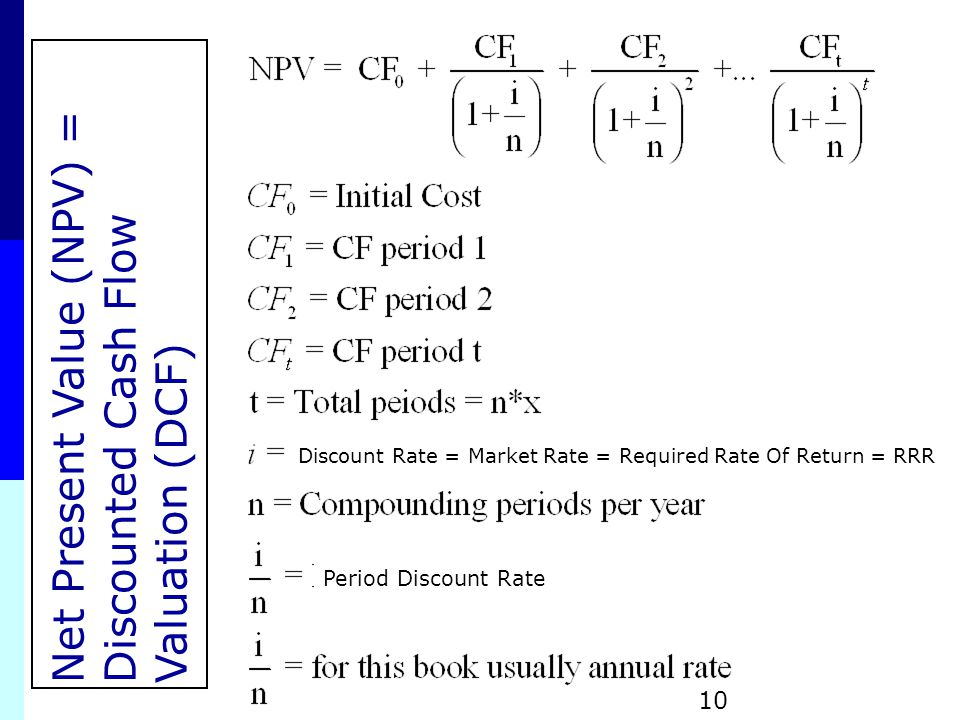 net present value and free cash To what variable is the business value conclusion most sensitive  8, the  discounted free cash flow model for a complete business 9  19, net working  capital to sales ratio, 19%, 18%, 17%, 16%, 15%, 14%, 13%, 12%, 11%, 10% 20.