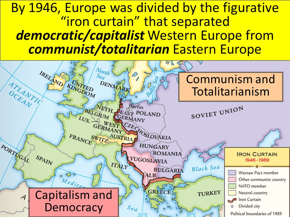 capitalism europe