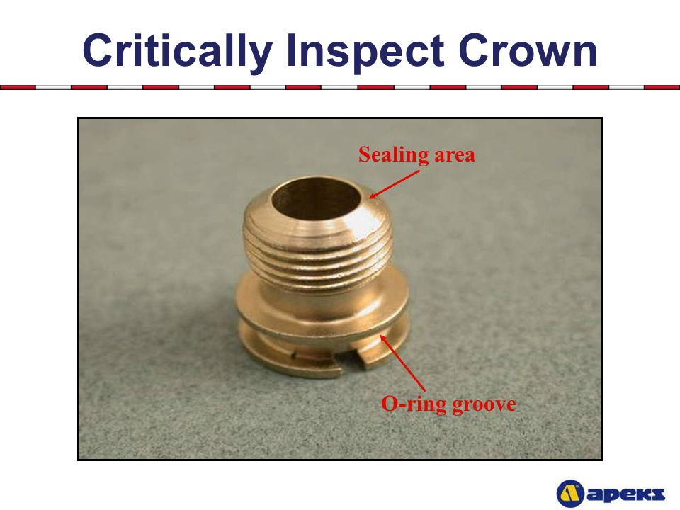 Critically Inspect Crown