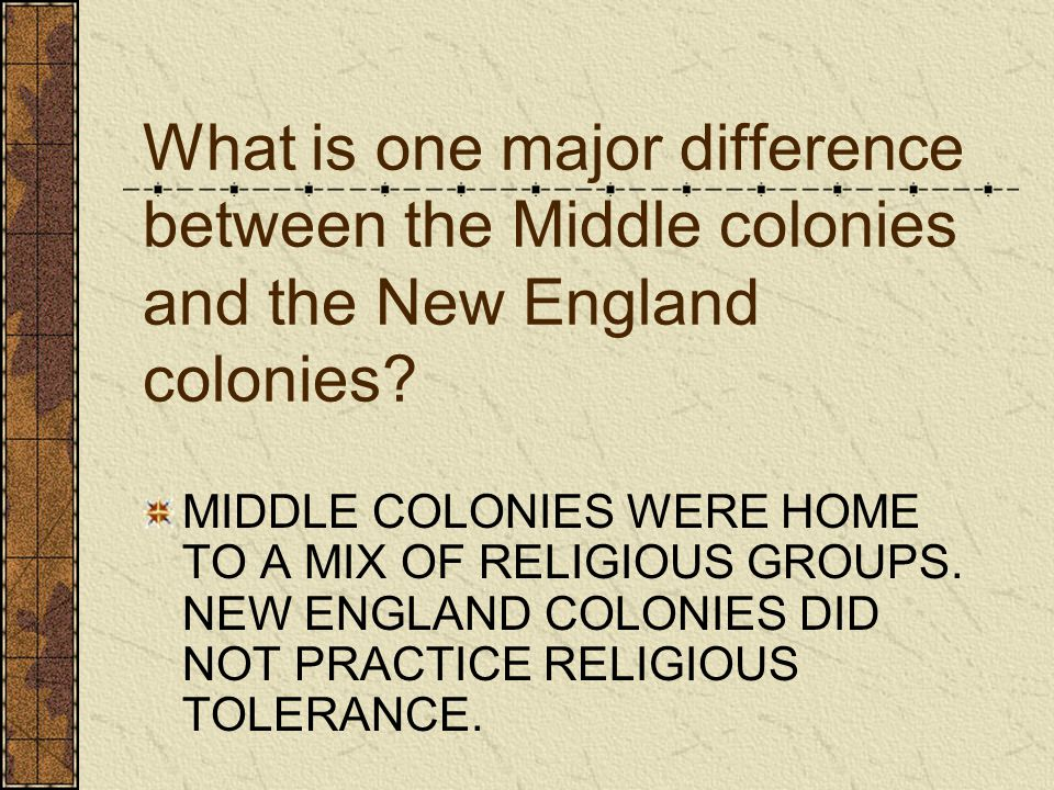 a comparison between the american colonies and the british colonies The colonies under british rule in the 1600s and 1700s, europeans came to  north america looking for religious freedom, economic opportunities, and.