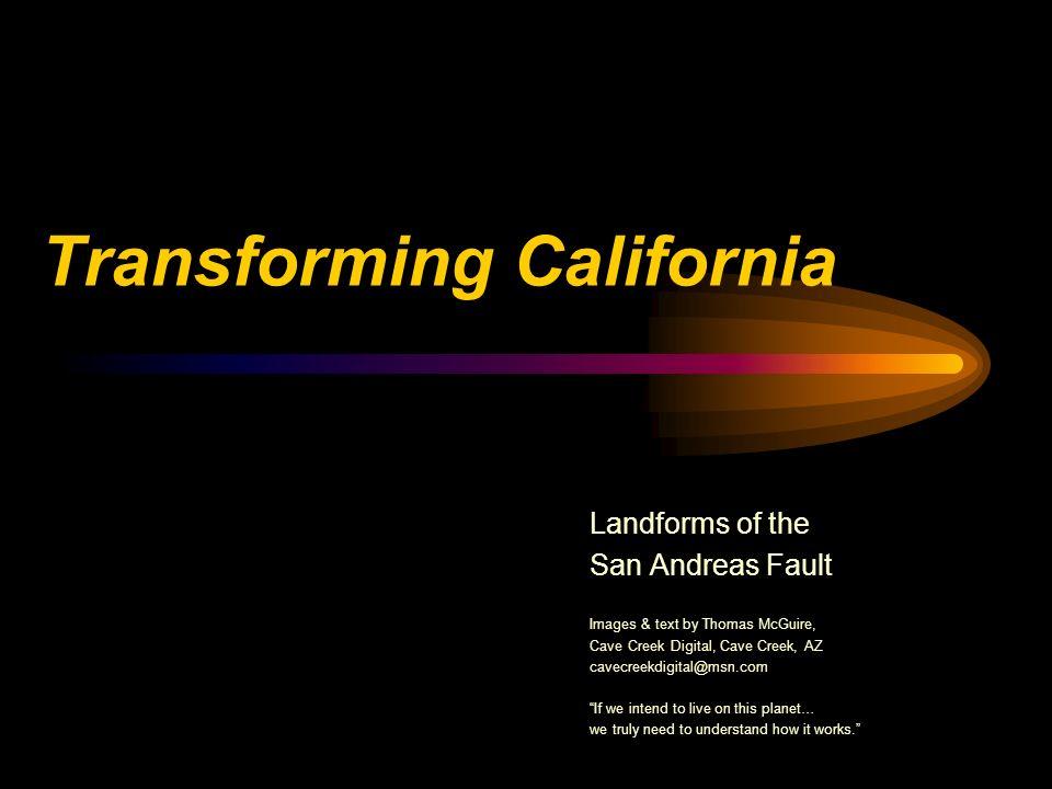 Transforming California