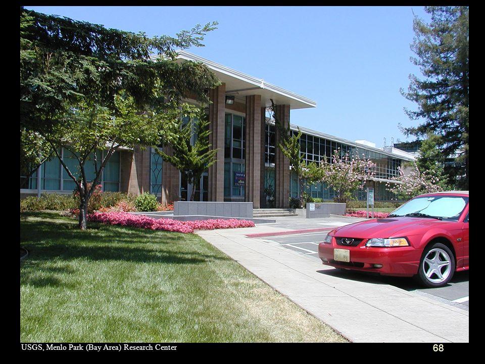 USGS, Menlo Park (Bay Area) Research Center