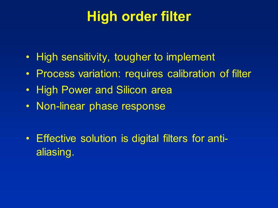 shanti pavan analog filter