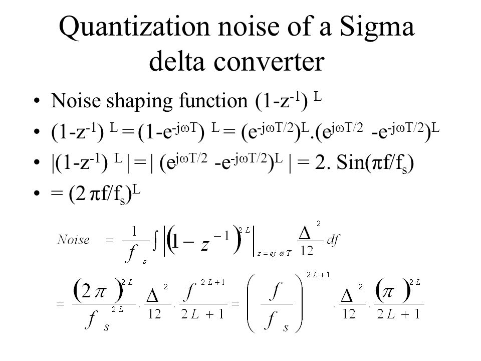 sigma delta converter thesis Fast opamp-free delta sigma modulator by daniel e thomas a thesis  thesis and informative tutorial on delta sigma converters thanks to rest of the group members .