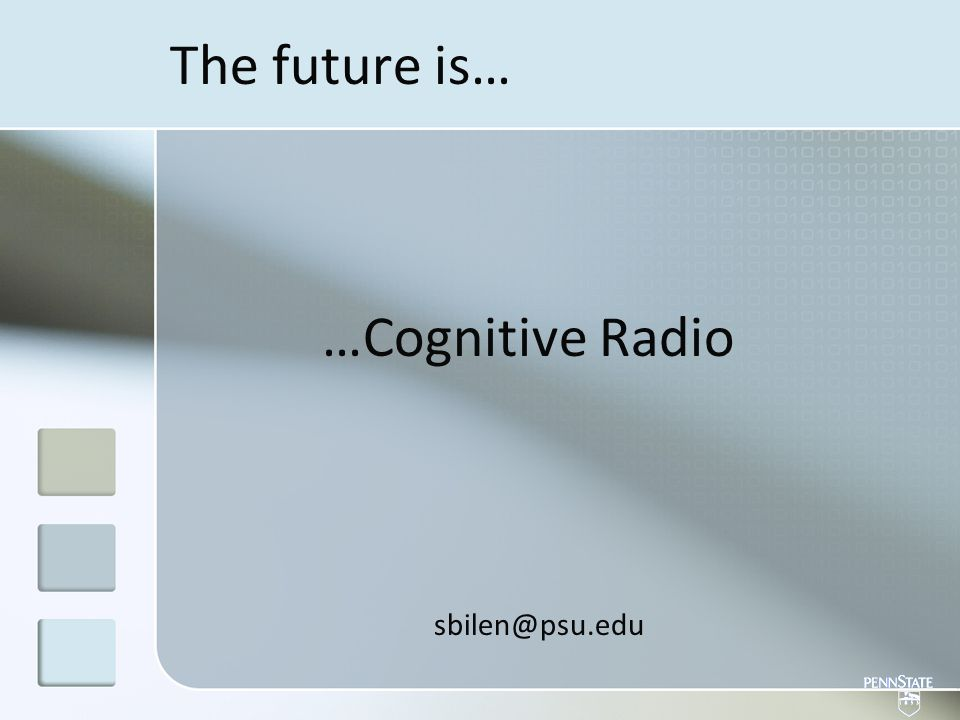 the future of radio and the internet Millennials also play a part in the favorable demographics of internet radio and streaming services the services are particularly popular in the coveted 18-34 demographic this is the age cohort that.