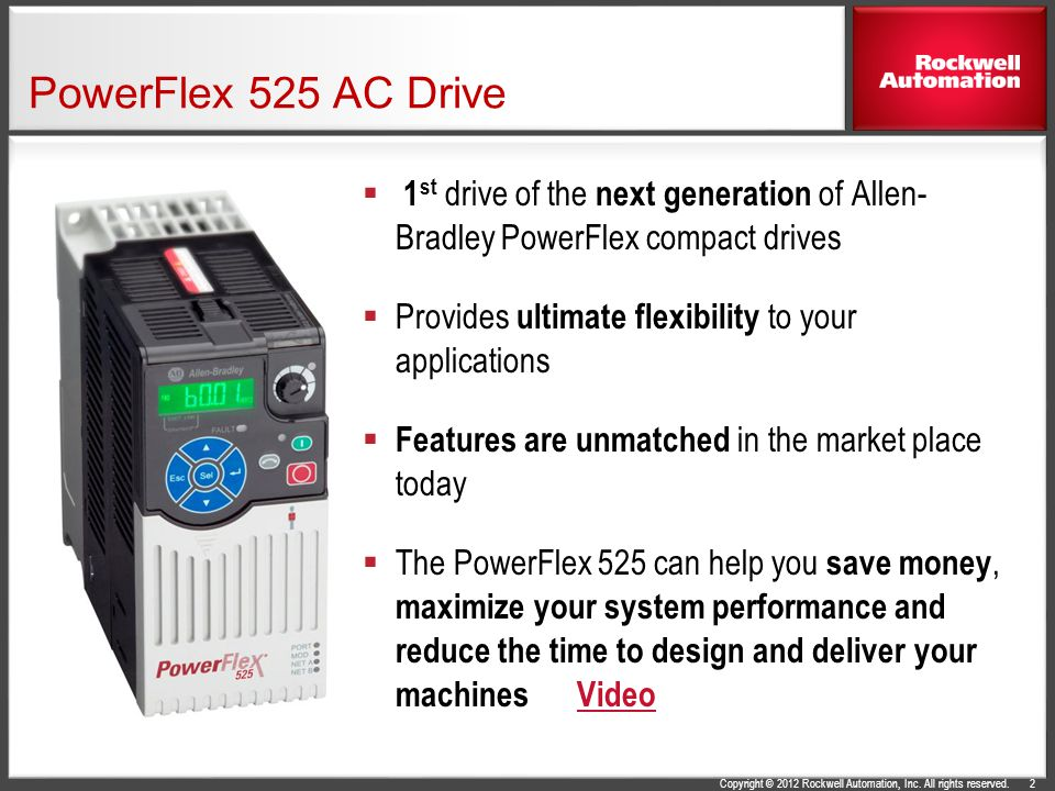 Ac drives market in the us