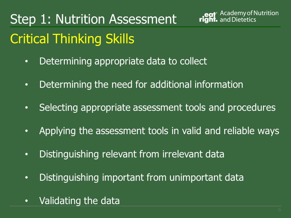 critical thinking assessment tools for nurses The national council of state boards of nursing assessment of critical thinking practice and education more sites and tools.