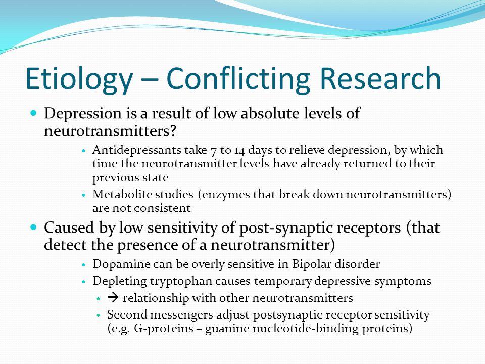 etiology of mood disorders pdf
