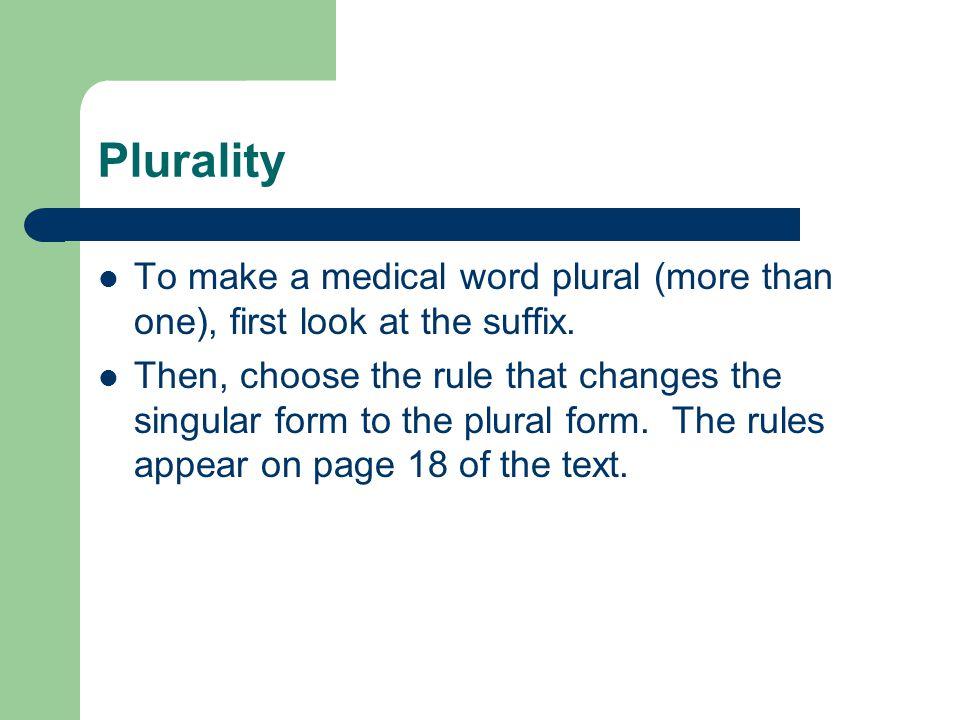 Medical Terminology. - ppt download