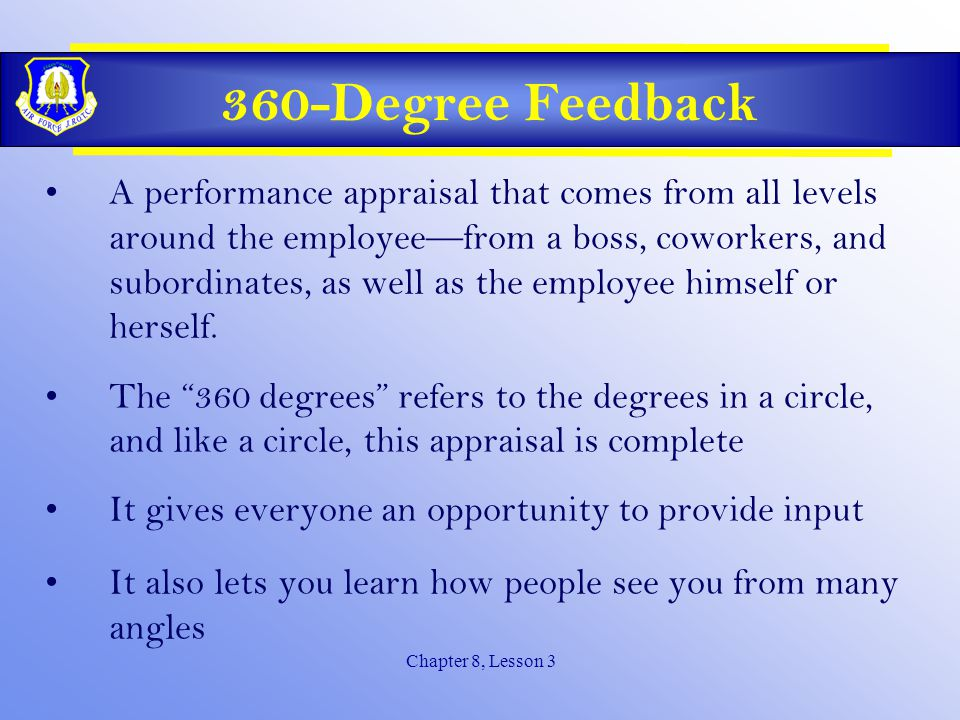 how to give 360 feedback to your boss