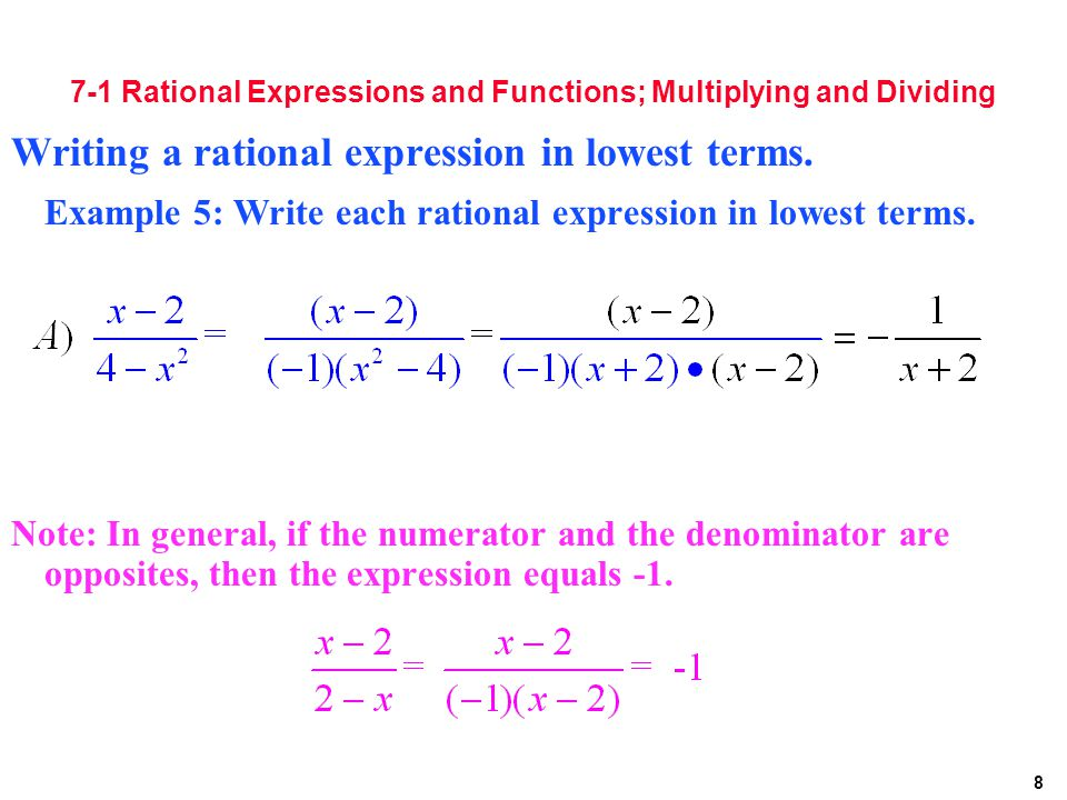 how to write rational symbik