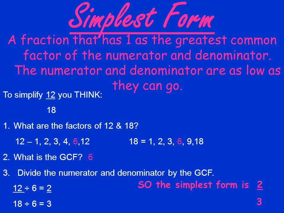 Fraction Notes. - ppt video online download