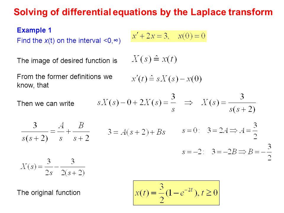differential equ