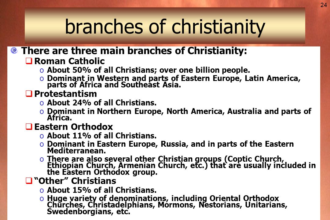 is mormonism a branch of christianity Even though mormonism is considered by some theologians to be a branch of christianity, they are two distinct religious teachings we will explore the differences between these two religions further in this article.