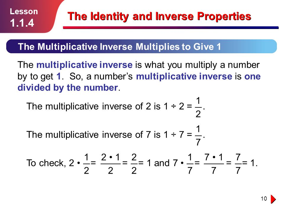 4 1 4 2 general properties of Division by zero is an operation for which you cannot find an answer, so it is  disallowed  notice that the bottoms of the fractions are 1/2, 1/3, 1/4, , and that  they're  numbers have certain properties and rules for instance, we say that  adding,  in general though, listen to the oft-heard words of advice: don't  divide by.