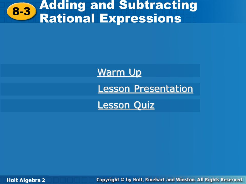Adding And Subtracting Rational Expressions Ppt Video Online Download. Adding And Subtracting Rational Expressions. Worksheet. Adding And Subtracting Rational Expressions Worksheet Answers 8 2 At Clickcart.co
