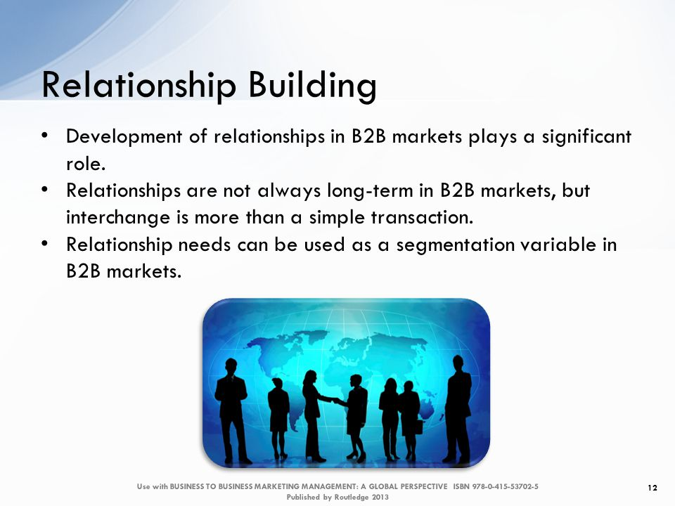 marketing and significant relationship Six benefits of internet marketing by ian linton internet marketing gives your business global reach when a customer has purchased a product from your online store, you can begin the relationship by sending a follow-up email to confirm the transaction and thank the customer.