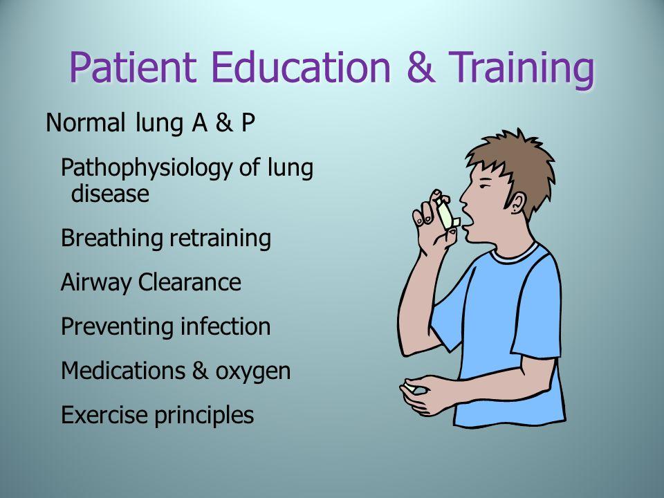 Patient Education & Training
