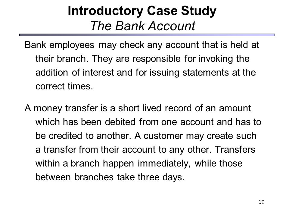 account case study Any decision-maker involved in supporting key/strategic account and customer relationship management  in account management case study on key account.