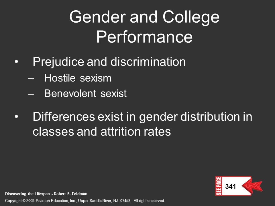 Gender and College Performance