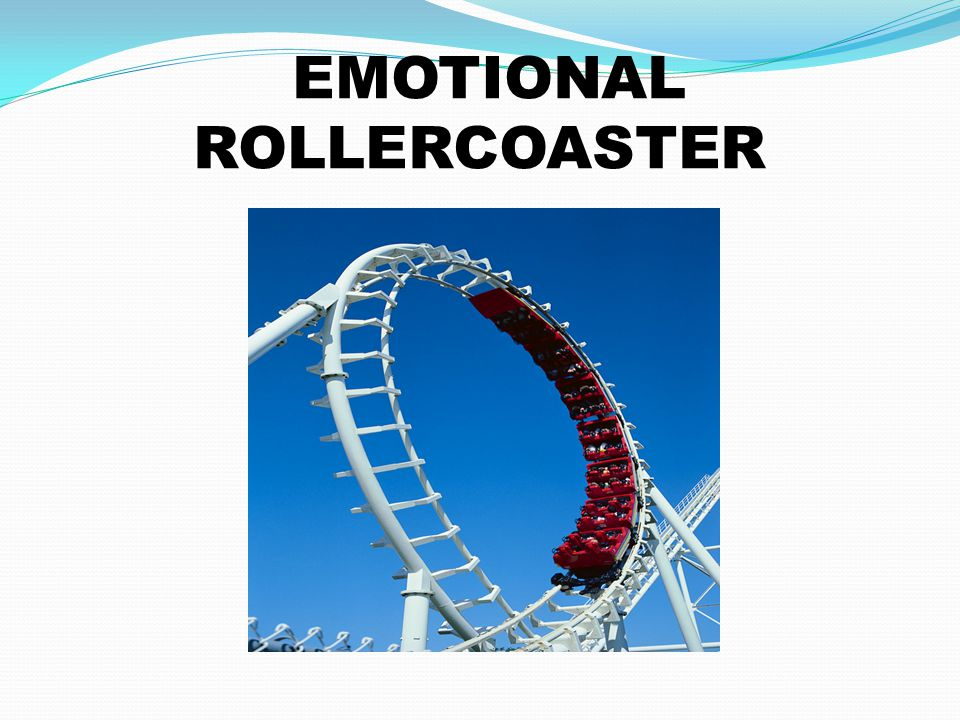 Online dating emotional rollercoaster