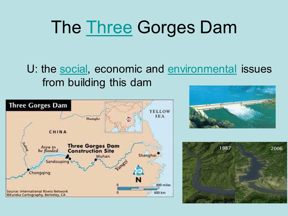 the economic ecological and social impacts of the three gorges dam on the yangtze river in china The construction of three gorges dam  which has brought a lot of social impacts  as the water storage of the three gorges dam, the rising yangtze river has.